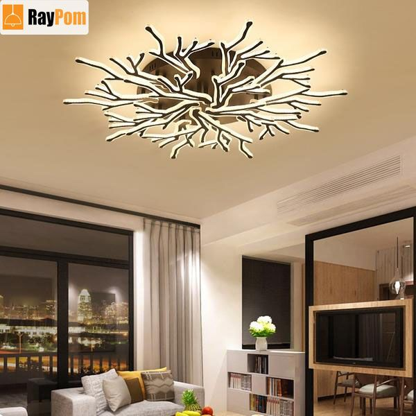 Modern Led Ceiling Lights For Living Room Master Bedroom Fixtures Home Ceiling Lamp Contemporary Ceiling Light Ceiling Lights Modern Led Ceiling Lights