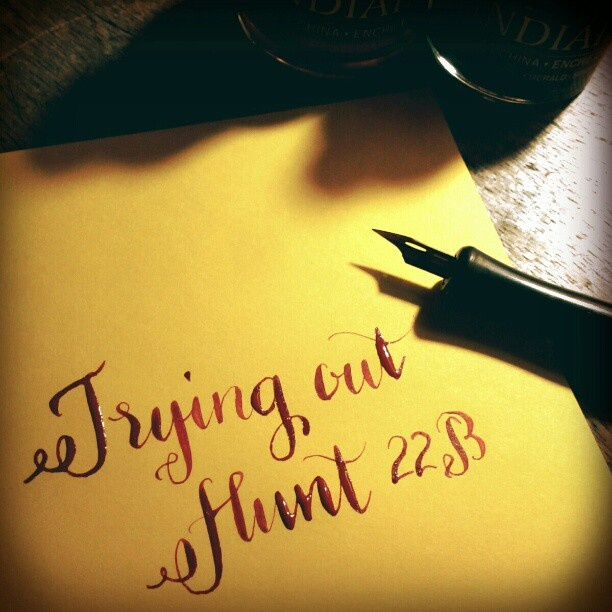 145 Best Images About Faux Calligraphy On Pinterest
