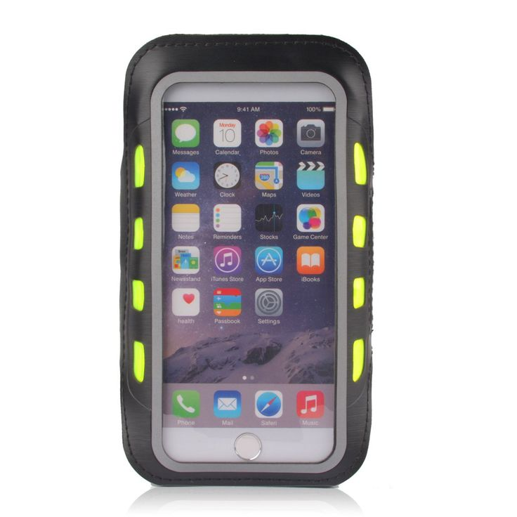 FOOMO Portable Outdoor Sports Arm Bag with Three Modes LED Lights - Sport Cell Phone Armband Running Pouch Sweat-Proof, for iPhone 6/6S iphone 6/6S plus Samsung Galaxy S6/S6 Edge (Black)). SUITABLE FOR A VAREETY OF MOBILE PHONES - Large capacity, screen size is 6.1 to 7.4 inches, for SAMSUNG S6 and S7, IPhone6 / 6s and IPhone6 Plus / 6s Plus variety of mobile phones, etc. TOUCH SCREEN COMPATIBLE - Compatible with touch screen, so you can easily operate your cell phone. MATERIAL - By the…
