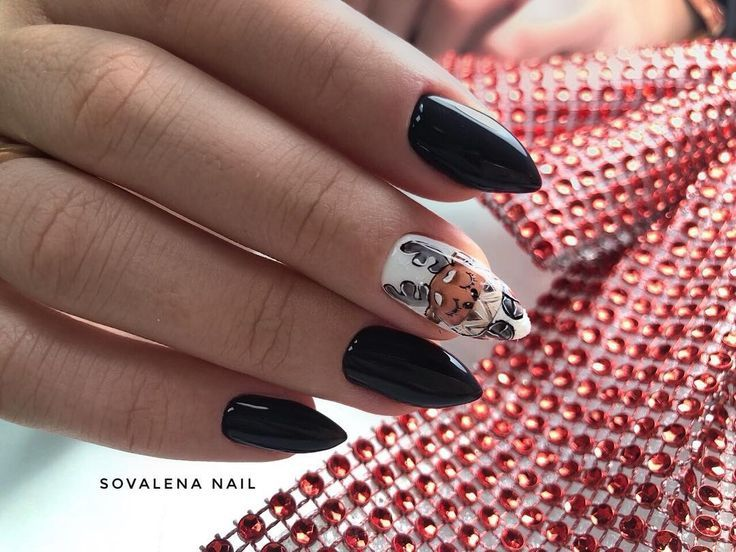 50+ Herten nagels vakantie nagels Kerst nagels winter