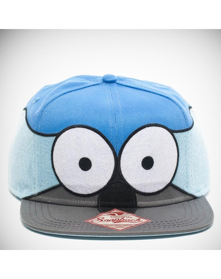 Regular Show:) hat