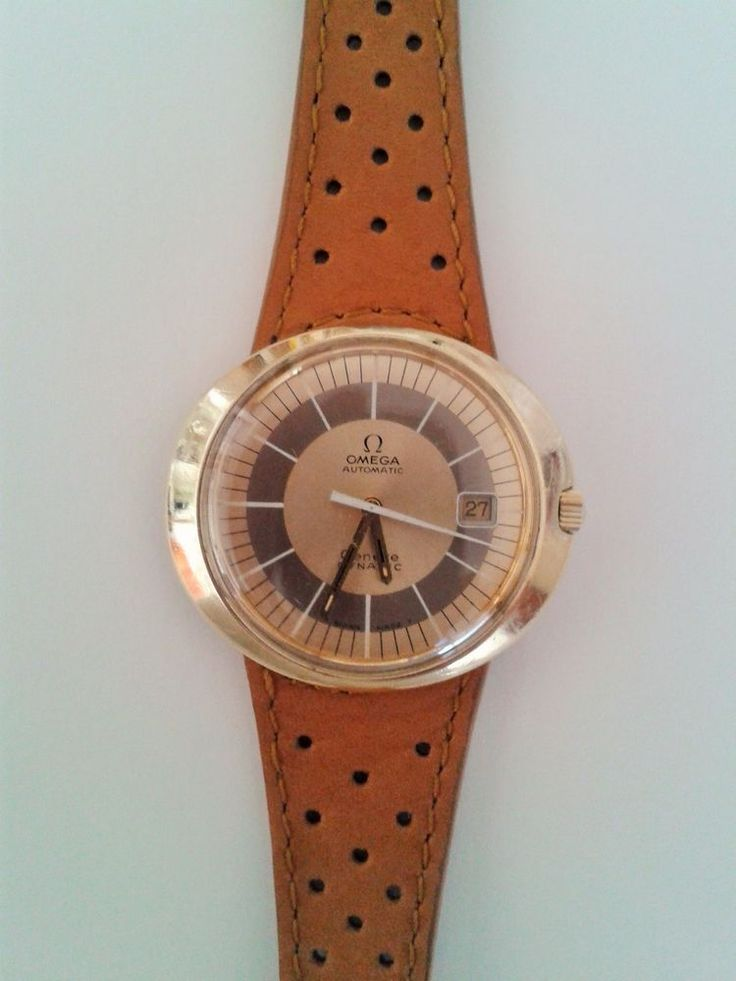 OMEGA DYNAMIC CAL. 565  AUTOMATIC MEN, VINTAGE GORGEOUS