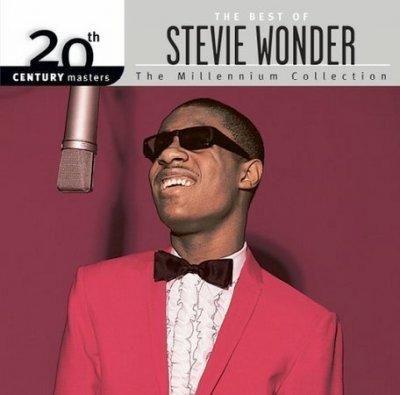 Stevie Wonder - 20th Century Masters- The Millennium Collection: The Best of Stevie Wonder