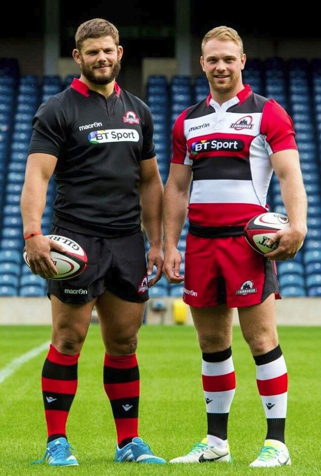Ross Ford & Greig Tonks