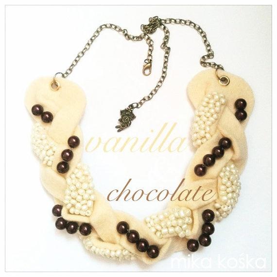 Handmade Braided Necklace