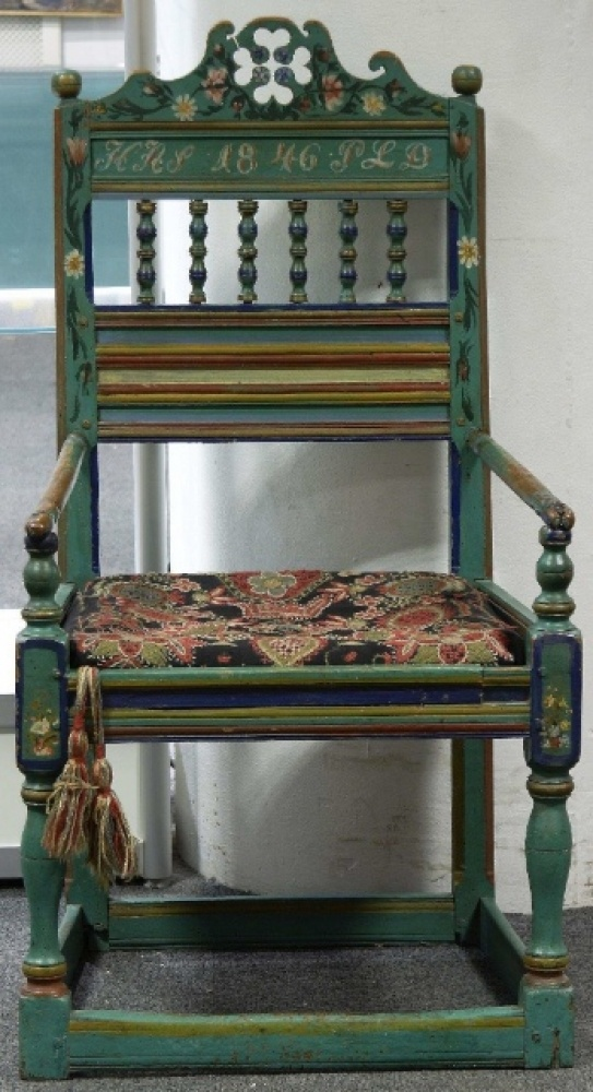 1800s antique swedish handpainted kurbits country chair. Swedish Style Scandinavian StyleAntique ChairsAntique ... - 25 Best Chairs Images On Pinterest Antique Furniture, Orkney