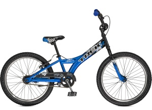 Trek Jet 20 Steel Boys 2013    The Trek Jet 20 Steel Boys bikes fit kids great, and Trek's Dialed components adjust along with growth spurts, you can dial in the perfect fit for years to come.