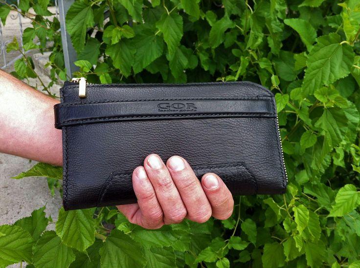 Clutch UT.35 #handmade #wallet #billfold #case #handstitch #gor #ручнаяработа #эксклюзив #люкс