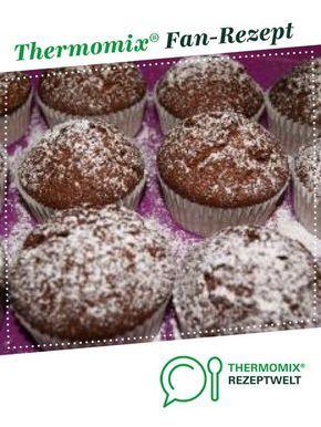 chocolate muffins  – Thermomix