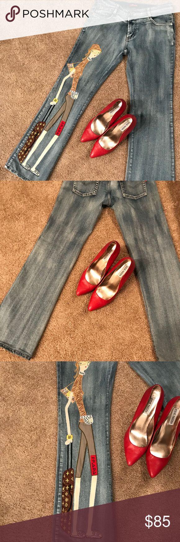 Prada jeans Prada Prada Jeans Boot Cut