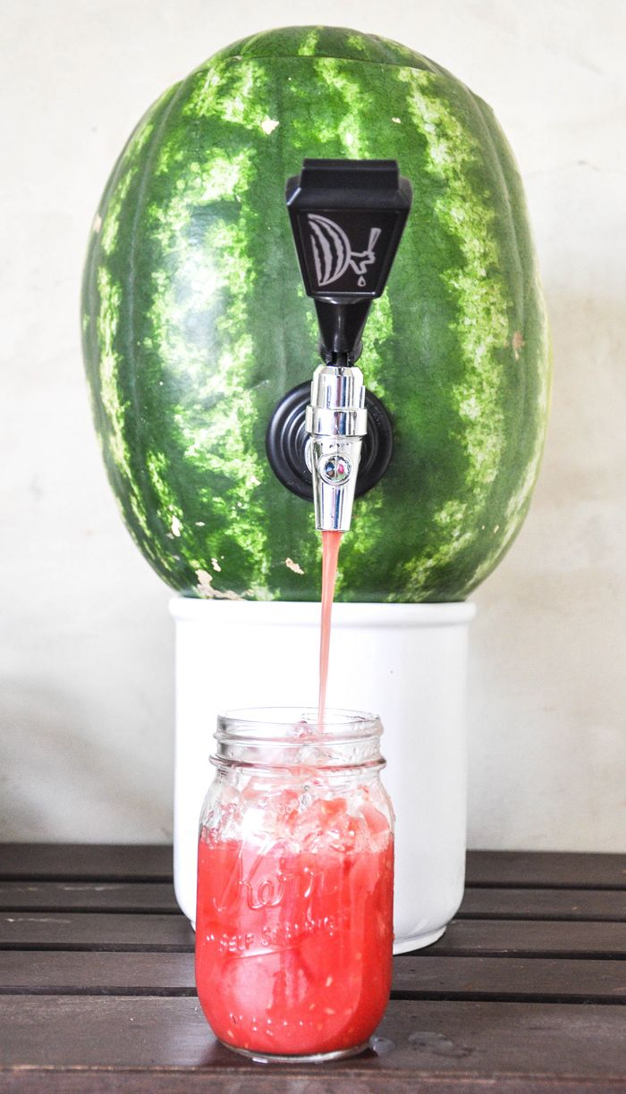 DIY Watermelon Keg | CA GROWN