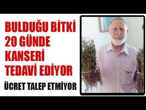 """Manisalı Lütfü Acet: """"Bu Bitki Kanseri 20 Günde Yeniyor!"""" - YouTube"""