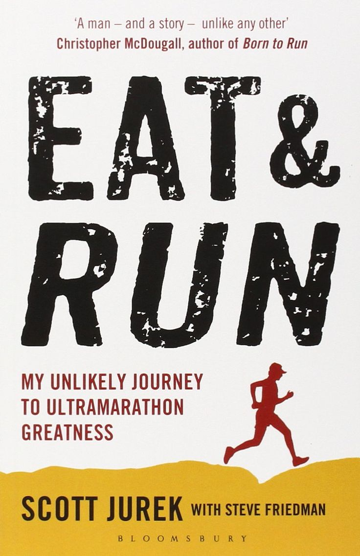 Eat and Run: My Unlikely Journey to Ultramarathon Greatness - Scott Jurek  #eatandrun #scottjurek #ultramarathon #ultramarathoninspo #ultramarathonstories #trainingrun #runningtraining  #books #runningbooks #booksaboutrunning #sportsbooks #bookclub #asthmatletics  #motivation #inspiringstories #runlikeagirl #run #reading #livroscorrida #corrida #borntorun