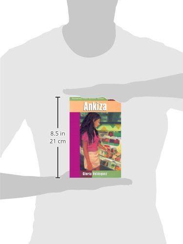Ankiza (Roosevelt High School (Paperback))