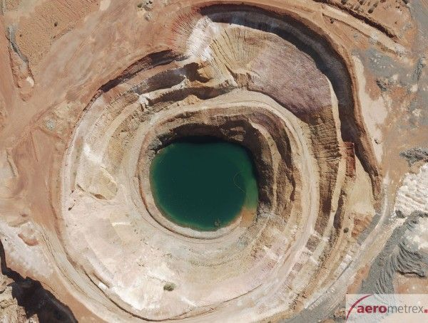 Open Pit Mining at Its Best