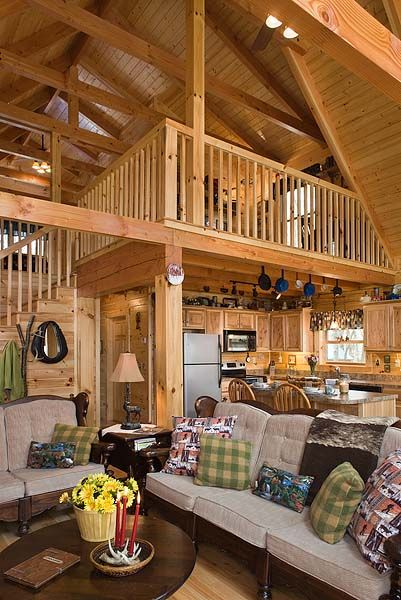 Photos Of A Modified Oakbrook Plan D Log Home Designed U0026 Milled By Honest  Abe Log Homes; Family Owned/operated Since Nationwide Sales U0026 Delivery.