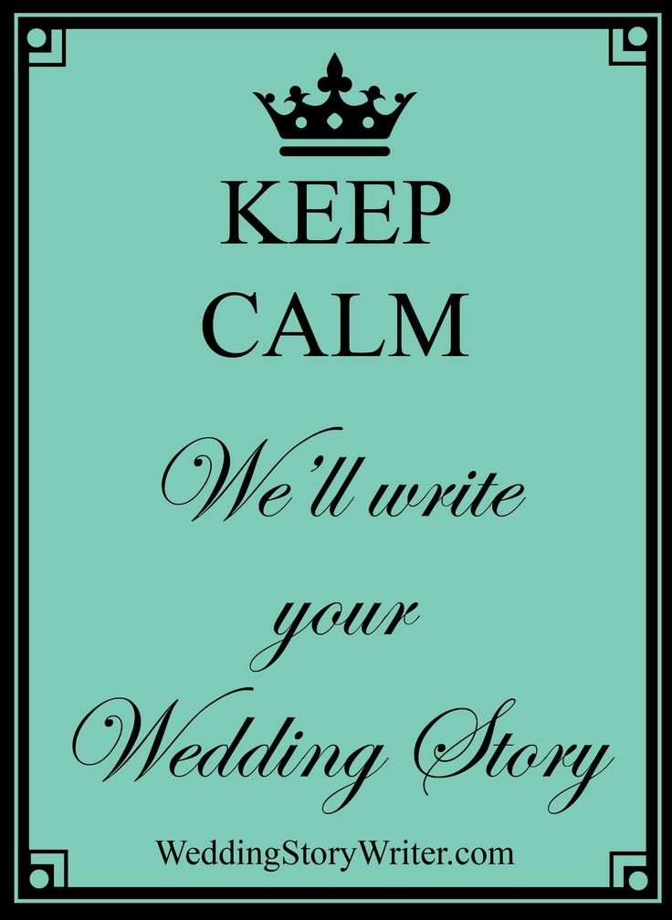 You are a living legacy.  Let us capture your story so that future generations can know you and the love felt for your spouse.  Your wedding day is magical and beautiful--your storybook will be, too.  Call me.  213.293.6989  http://www.weddingstorywriter.com