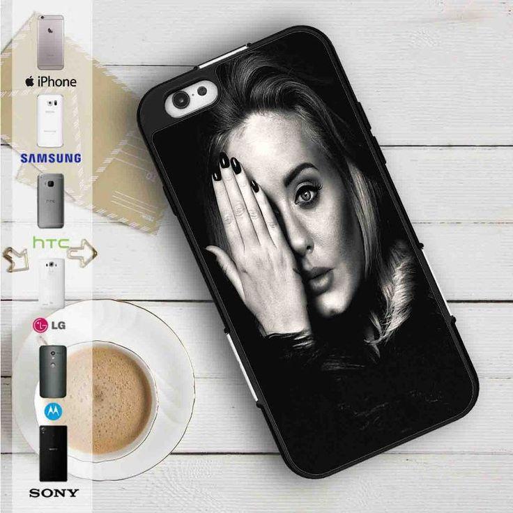 Adele Singer iPhone 4/4S 5S/C/SE 6/6S Plus 7| Samsung Galaxy S3 S4 S5 S6 S7 NOTE 3 4 5| LG G2 G3 G4| MOTOROLA MOTO X X2 NEXUS 6| SONY Z3 Z4 MINI| HTC ONE X M7 M8 M9 M8 MINI CASE