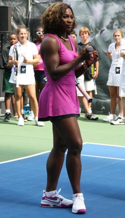 Sarena Williams Butt Workout 14