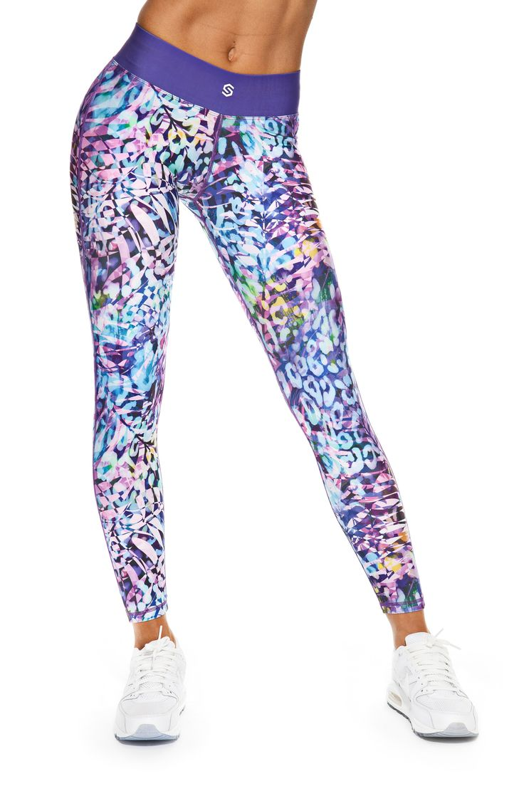Fitness | Apparel | Tropical Tights