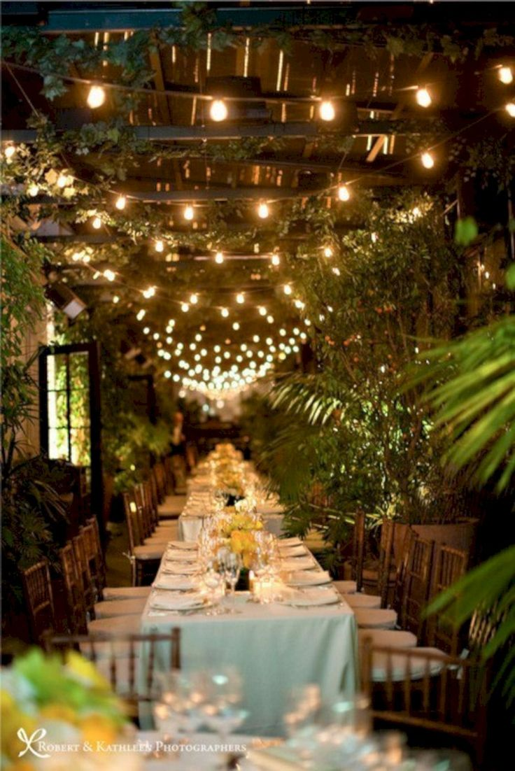 Nice 25+ Amazing Garden Wedding Lighting Design Ideas  https://oosile.com/25-amazing-garden-wedding-lighting-design-ideas-16202