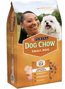 BOGO FREE Purina Dog Chow Small Dog Food 4lb. Coupon on http://hunt4freebies.com/coupons