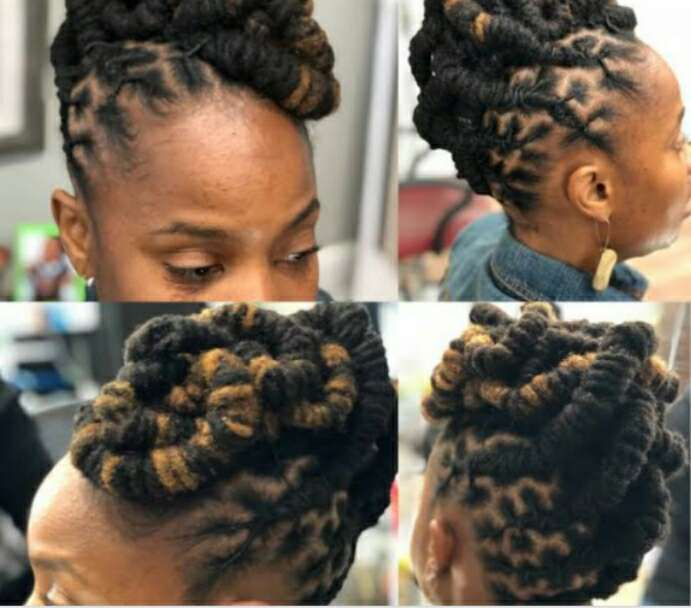 Scooper News Am In Love With The Newest Dreadlock Trend Are You In 2021 Locs Hairstyles Dreadlock Hairstyles Black Dread Hairstyles