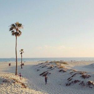 Coronado Island, San Diego.