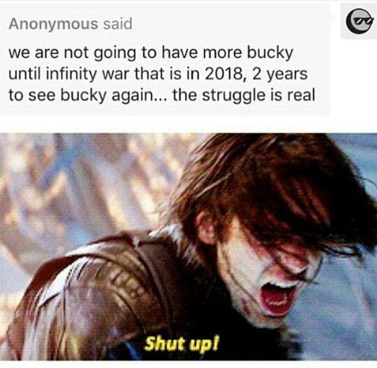 Still high hopes for having Bucky in Black Panther movie sooner, not to mention Sam&Bucky spinoff #buckybarnes #infinitywar