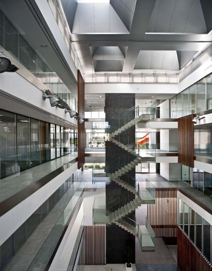 52 mejores im genes sobre edificios cosas de arquitectos - Trabajo arquitecto madrid ...