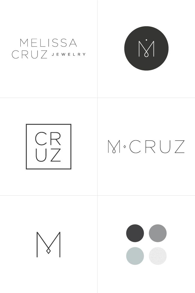M.Cruz Branding Process   Rowan Made