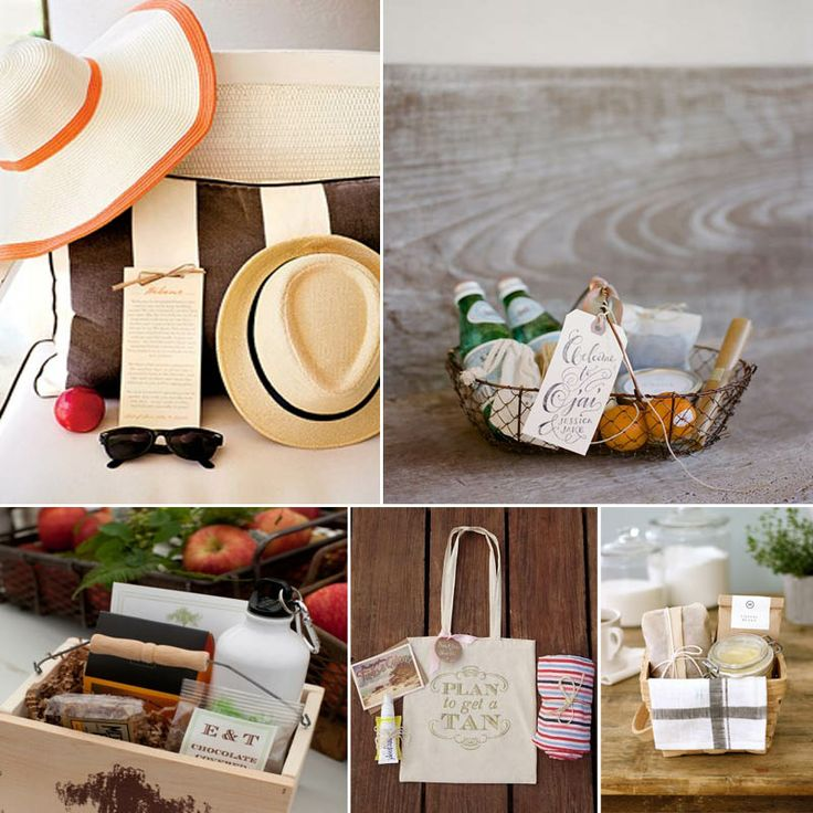 20 Best Hotel Guest Arrival Gift Bag Ideas Images On