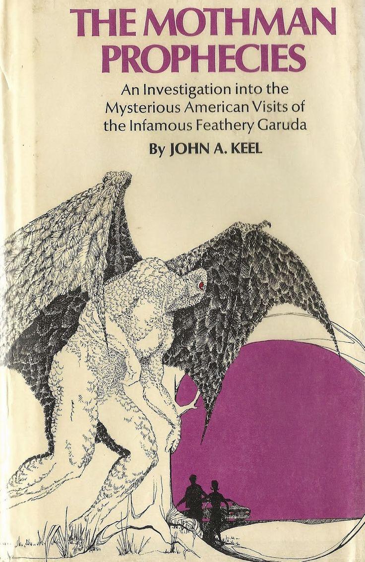 Las Profecias del Hombre-Polilla de John Keel