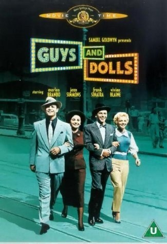 Guys and Dolls - one of my all time favorite movies.