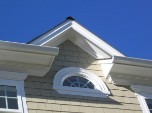 Best Custom Louvered Gable Vents Images On Pinterest Jpg 300x224 Decorative Attic And Windows