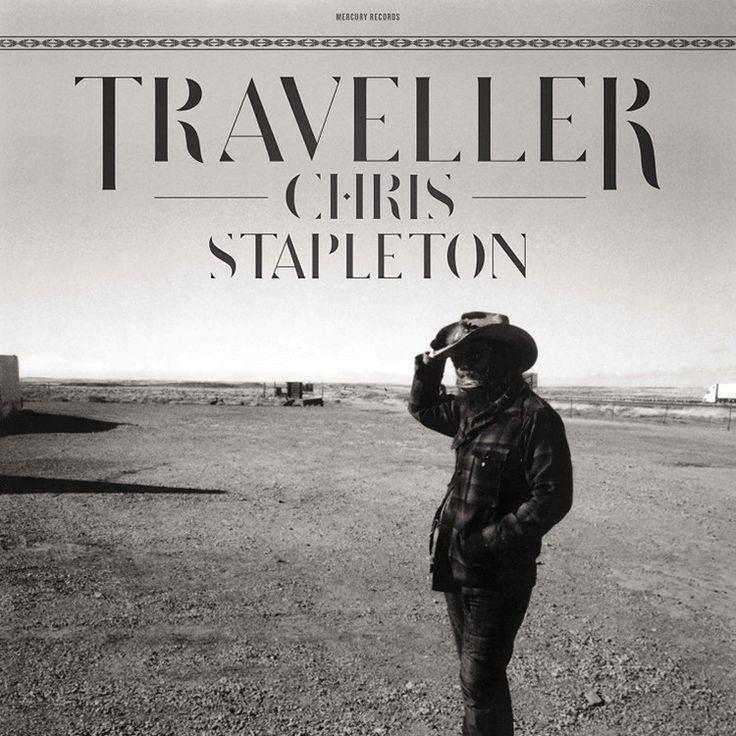 Chris Stapleton - Traveller 2LP (Awaiting Repress)