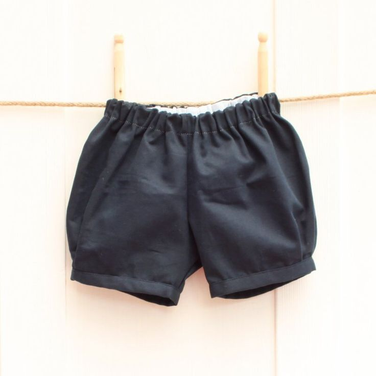 Baby boy shorts, retro style ring bearer bloomer shorts for boys & toddler boys in navy blue, hipster style baby boy wedding outfit by MangeToutBaby on Etsy https://www.etsy.com/listing/126982352/baby-boy-shorts-retro-style-ring-bearer