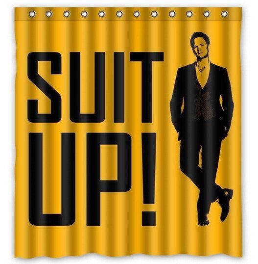 Как я встретил вашу маму костюм до полиэстер занавески для душа 66 x 72 дюймов американский стиль занавески для душа
