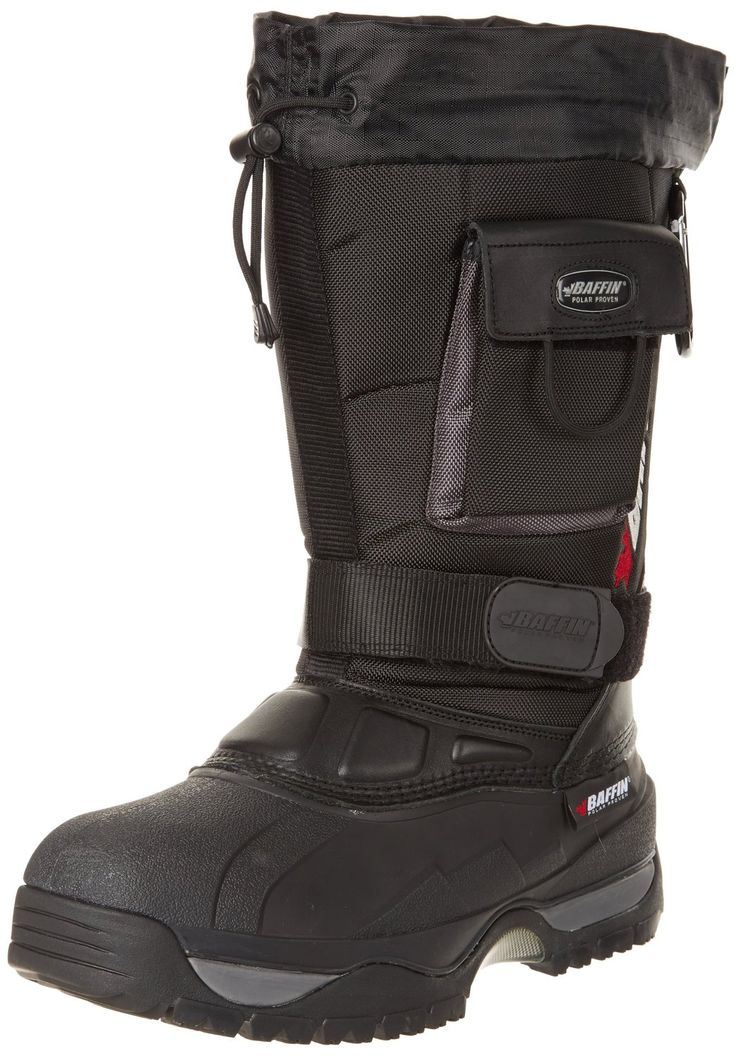 Best Ice Fishing Boots http://www.outdoormad.com/best-ice-fishing-boots-for-men/