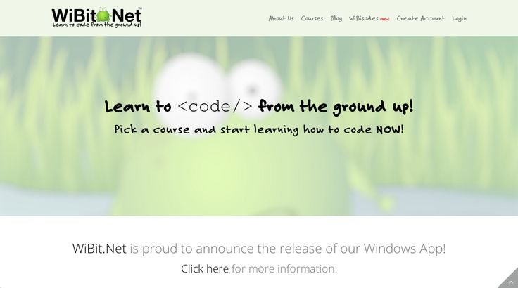 WiBit.Net is a video tutorial web site offering cutting edge programming and computer tutorials.
