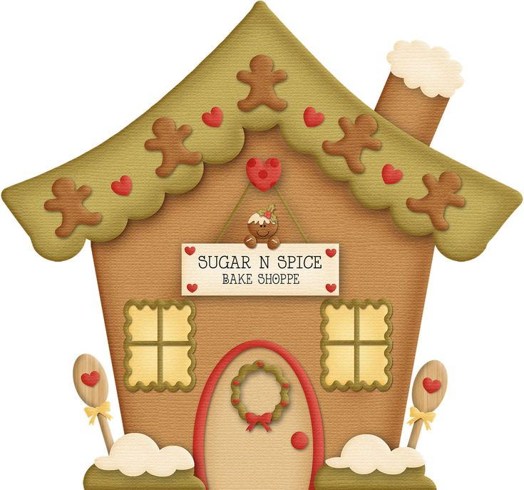 Gingerbread Art | GINGER Manualidades armar recortar colorear Christmas Cards