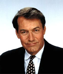 Charlie Rose. He may be the only journalist of our generation with Walter Cronkite type of objectivity and creditiliby.