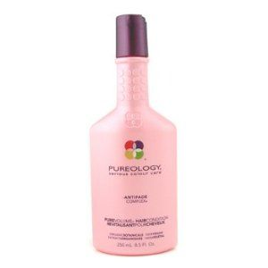 Pureology Volume Conditioner, 8.5 Ounce by Pureology. Save 30 Off!. $27.90. For increased fullness and body. For color-treated hair. Has multi-weight protein complex. 100% vegan. Pureology volume conditioner is a multi-weight protein complex for maximum penetration and noticeable re-hydration and repair of the hair. Oat, wheat and soy proteins for increased fullness and body. Verified organic botanicals of rose, sandalwood, geranium and basil. 4.0 pH to close the cuticle, pro...