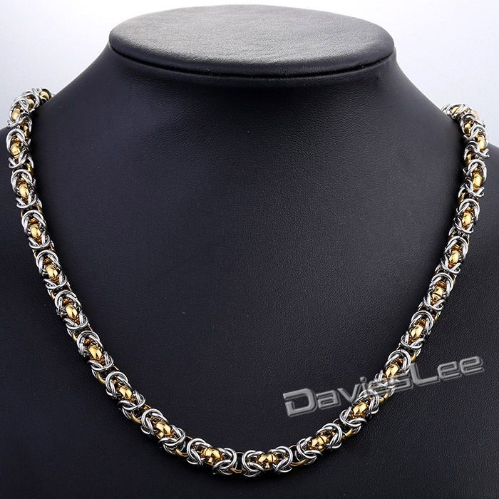 Cheap Chain Necklaces, Buy Directly from China Suppliers:    Measurement   Necklace  Width: 7/9mm     Length:18-36inches(Customized ANY Length)   Warm P