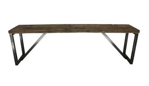 Kanteen bench: scaffy | Inpsirational | salvationfurniture.com | Warehouse Home Design Magazine