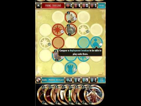 Cabals - The Card Game - gameplay 2 free to play f2p mmo game Browser Based