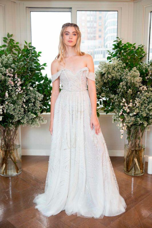10569b053 7 tendencias en vestidos de novia otoño 2019