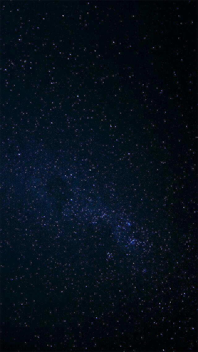 Space Wallpaper Black Stars Galaxy G Foto Langit Malam Fotografi Warna Latar Belakang Galaxy wallpaper black and blue