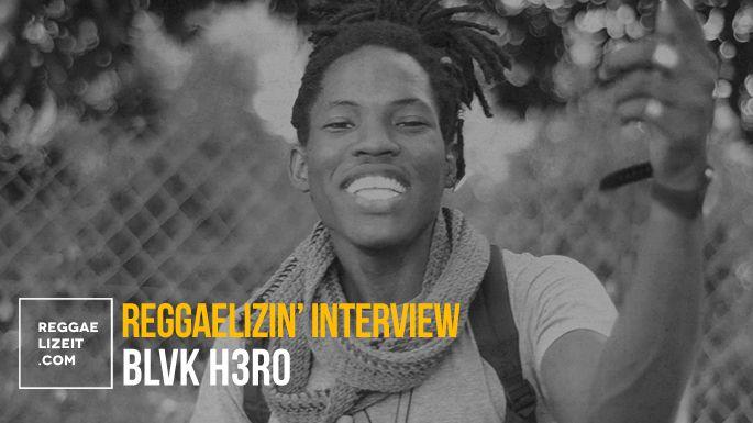 INTERVIEW: Blvk H3ro @ Kingston, Jamaica  #BlvkH3ro #BlvkH3ro #BlvkH3rointerview #bussweh #ImmortalSteppa #ReggaelizinInterview #ReggaeSoul #TheGreiShow #TheH3rbConnoisseur