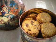 Μπισκότα με ταχίνι, μέλι και βρώμη - τα χειμωνιάτικα μπισκότα! | TasteFULL